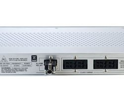 Clear-Com PSU-101 hátlap