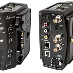 LiveShot Portable front and back