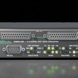 DirectOut EXBOX.AES front