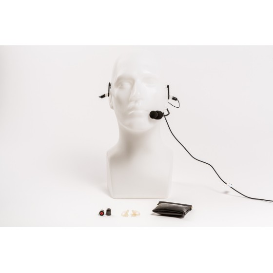 VOKKERO CLA490 ATEX INTERCOM HEADSET